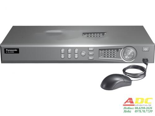 Đầu ghi hình 8 kênh camera IP Panasonic K-NL308K/G